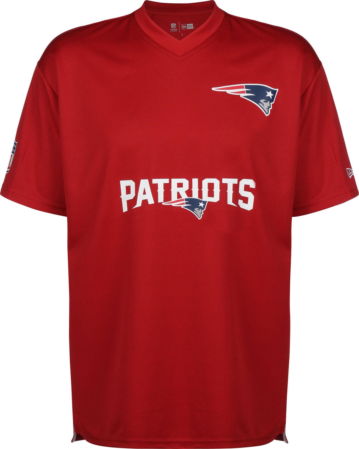 NFL Wordmark Oversized England Patriots