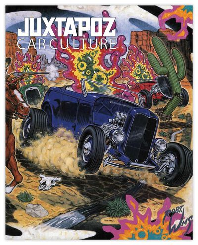 Juxtapoz Car Culture