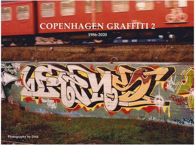 Copenhagen Graffiti II 1986-2020