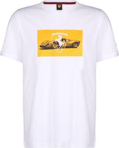 Ferrari Race Graphic