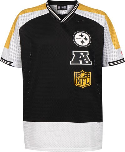 NFL Stacked Logo Oversized Pittsburgh Steelers