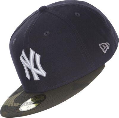 Camo Fit NY Yankees