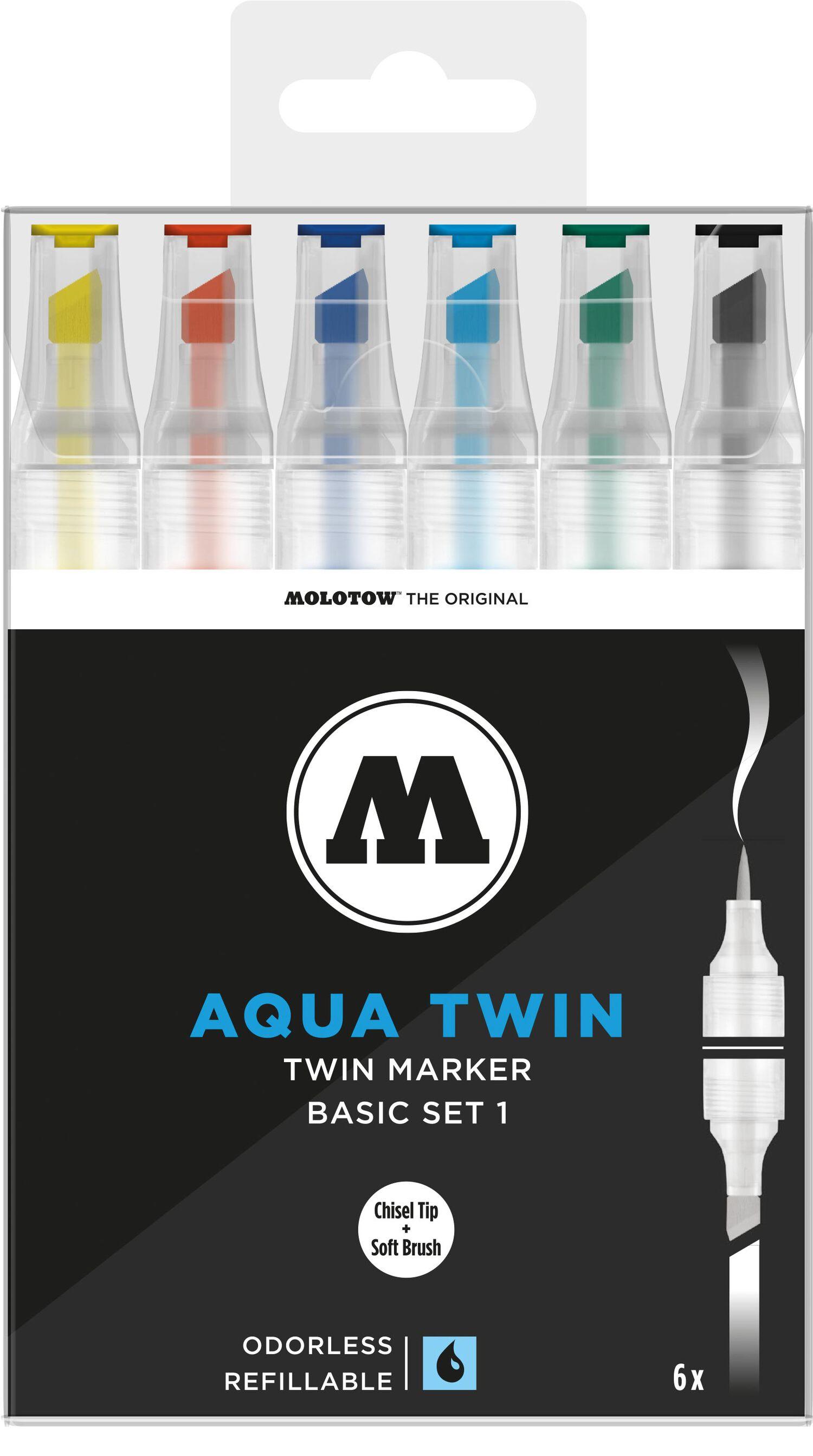 GRAFX Aqua Twin