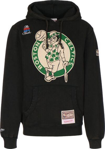 Worn Logo/Wordmark Boston Celtics
