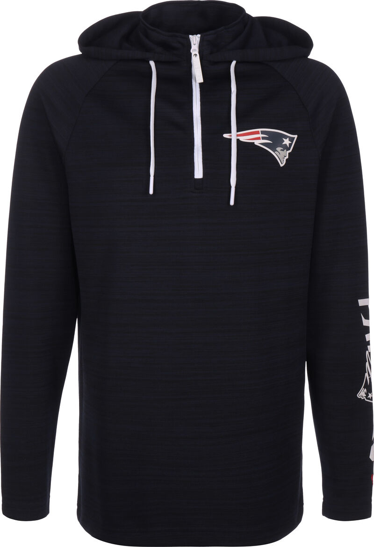NFL Engineered Half Zip New England Patriots