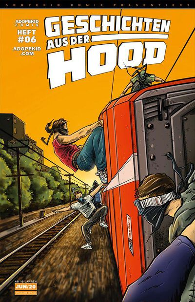 Geschichten aus der Hood #6