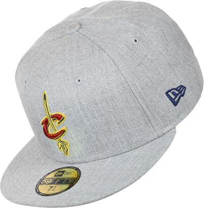 NBA Heather Fitted Cleveland Cavaliers