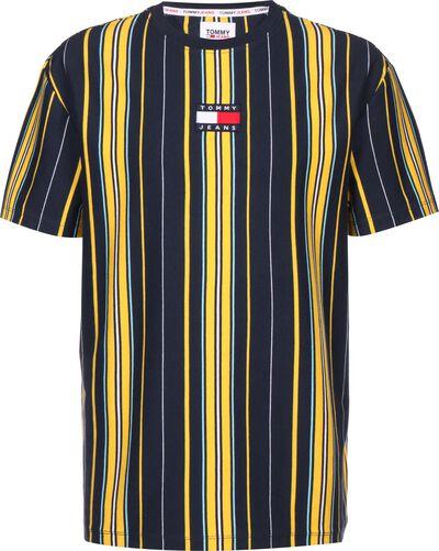 Center Badge Stripe