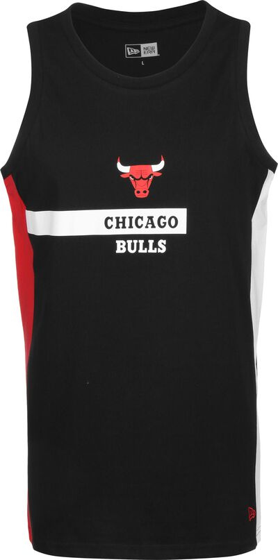 NBA Block Wordmark Chicago Bulls