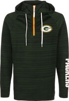 NFL Engineered Half Zip Green Bay Packers