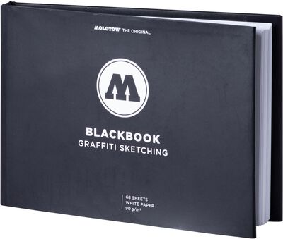 Blackbook Graffiti Sketching