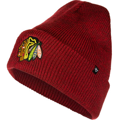 NHL Chicago Blackhawks Brain Freeze '47 Cuff Knit