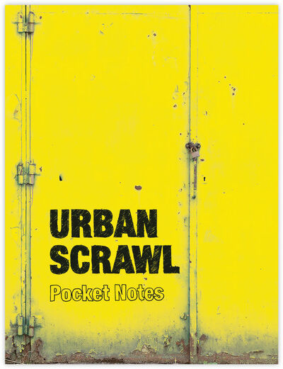 Urban Scrawl Pocket Notes