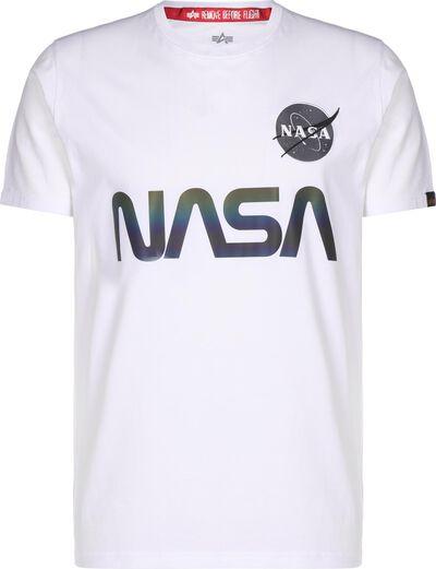 NASA Rainbow Reflective