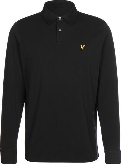 Woven Collar Long Sleeve Jersey