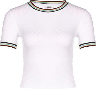 Short Multicolor