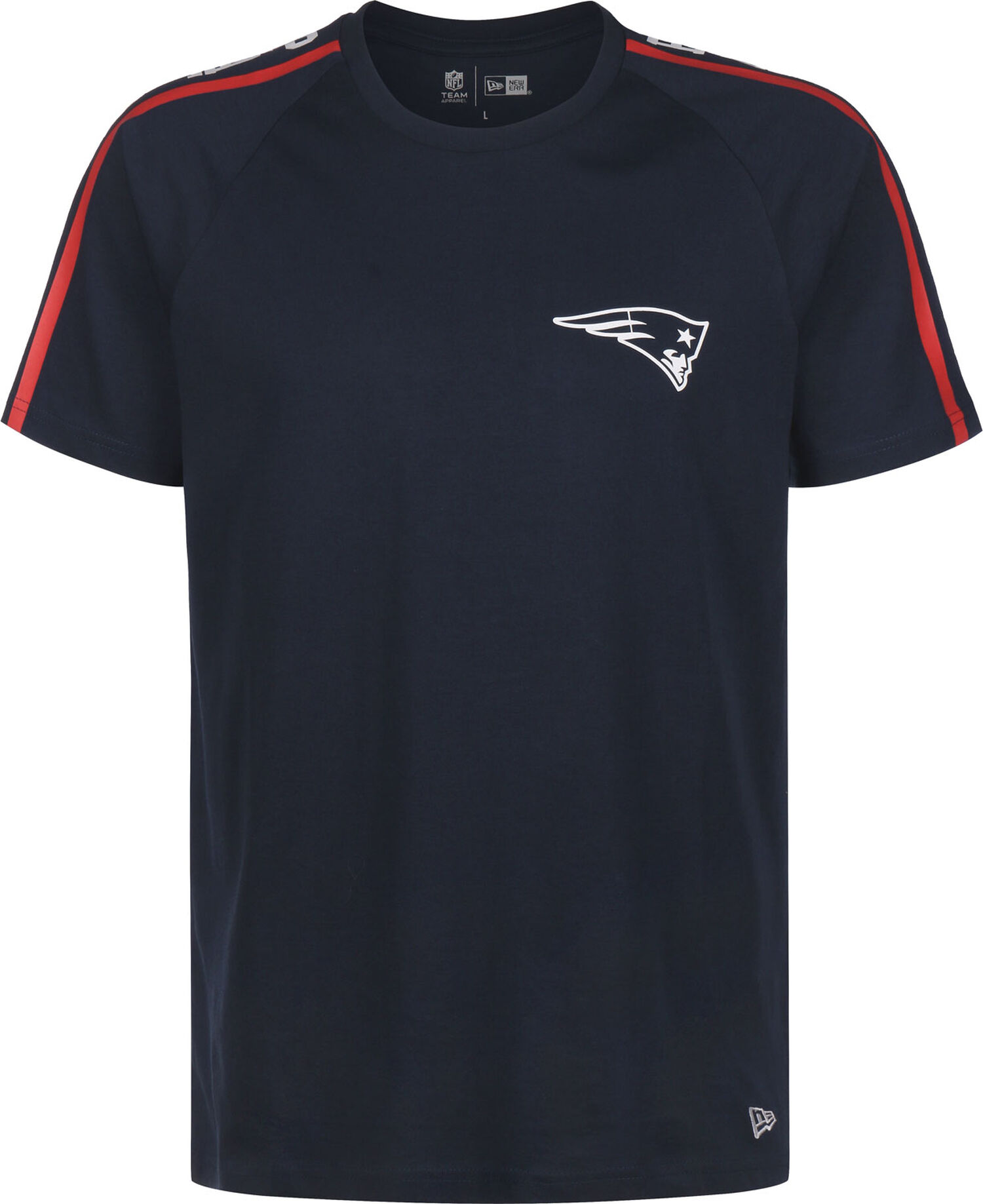 NFL Raglan Shoulder Print New England Patriots