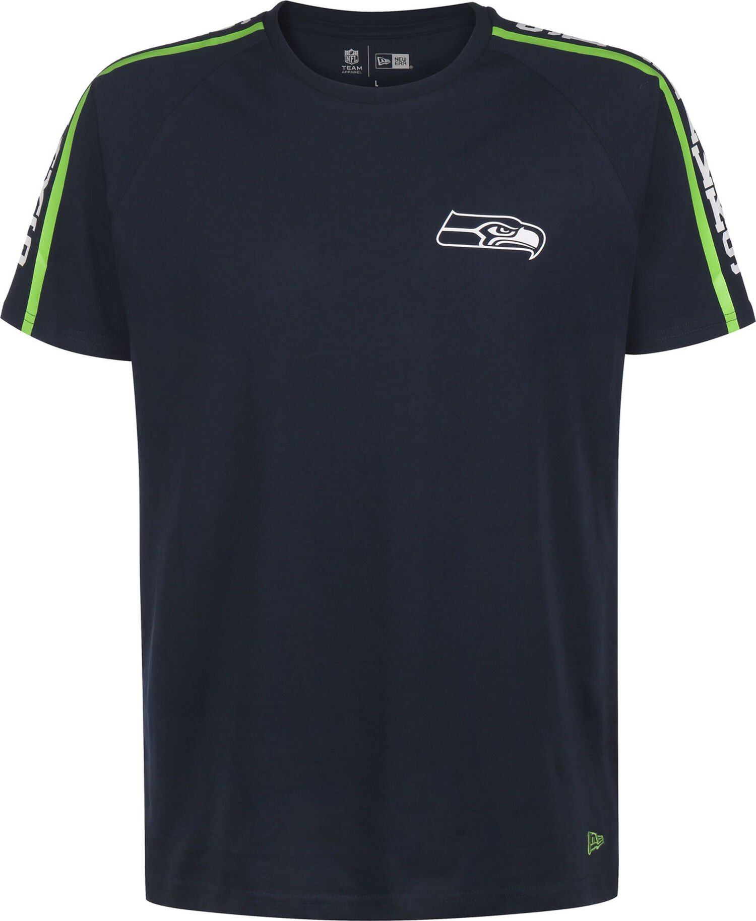 NFL Raglan Shoulder Print Seattle Seahawks