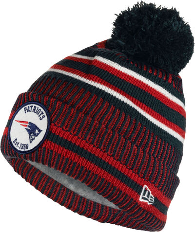 ONF19 Sport Knit HD New England Patriots