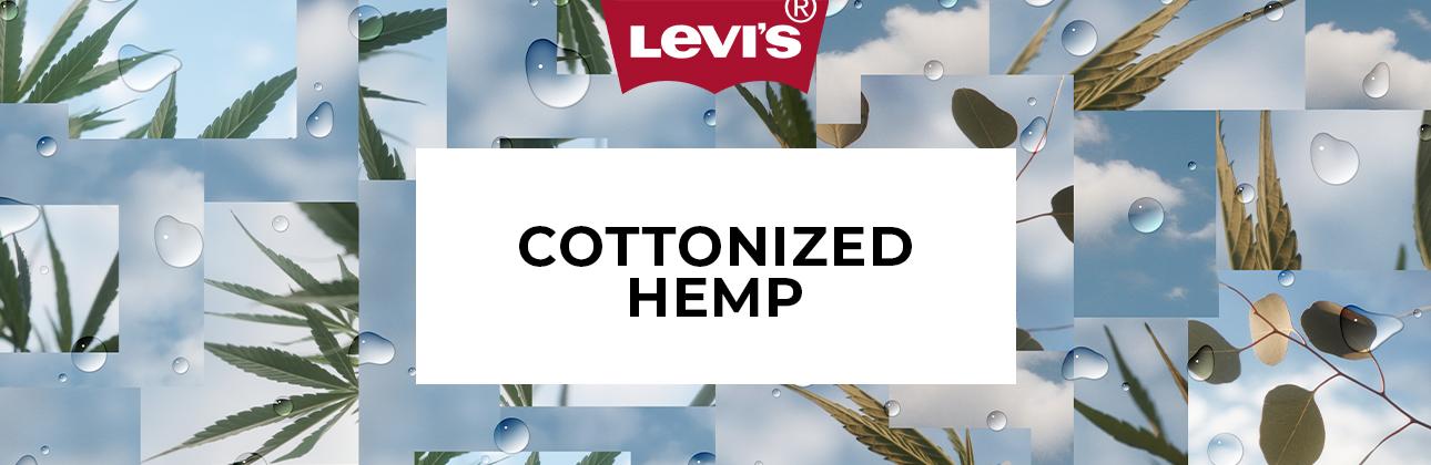 Cottonized Hemp
