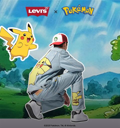 Levi's® x Pokémon