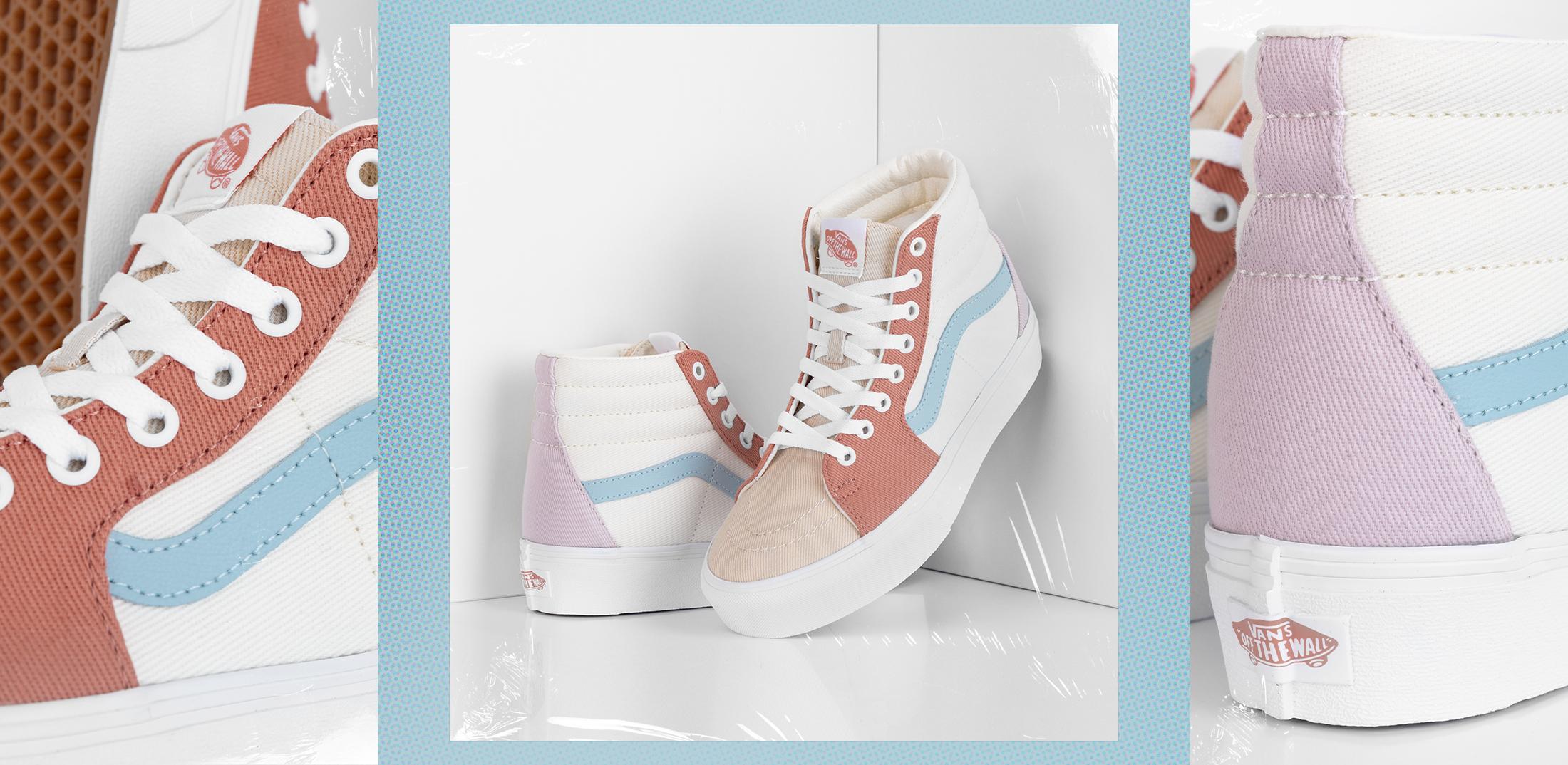 Lo más destacado de las zapatillas